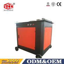 Cheap construction machinery tool WG28/36/42 high security key rebar bending machine for sale