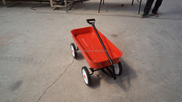 used kid's steel wagon cart