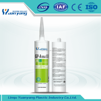 Liquid Chemical Fast Curing Colored Silicone Insulating Glass Sealant