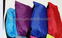 2016 Lamza Hangout Inflatable Sleeping Bag air sofa bed air bed sofa air bunk bed