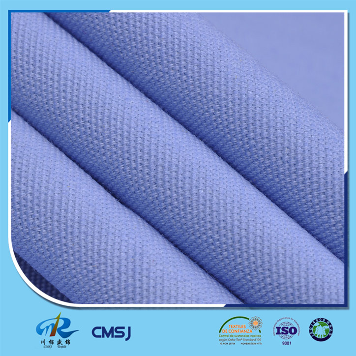 Wholesale 80/20 poly cotton canvas duck fabric for garment