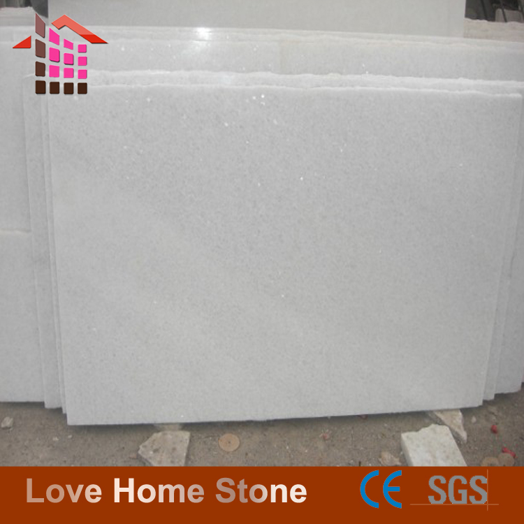 cheap China decorative exterior China supplier Crystal white marble
