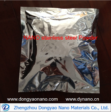 Stainless steel nano powder ( stainless steel Ultrafine powder price)60-100nm