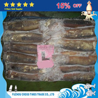 Seafood Export Frozen Illex Squid Whole Round from China