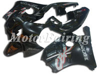 Black Fairings for Honda CBR250RR MC22 1991-1998 CBR 250RR MC22 91 92 93 94 95 96 97 98 CBR250R 91-98 bodykit bodywork bodypart