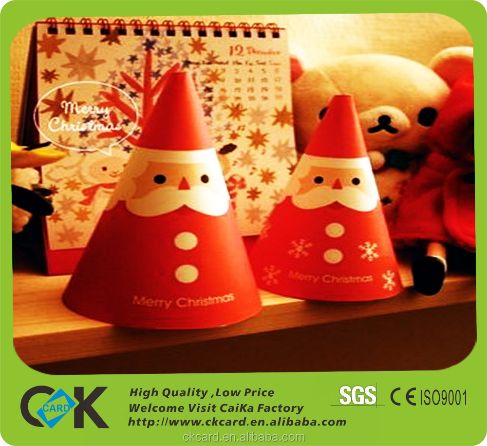 Top Quality!Eco-friendly Christmas gift card <strong>printing</strong> with favorable price