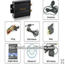 vehicle gps tracker with tracking software for Chad