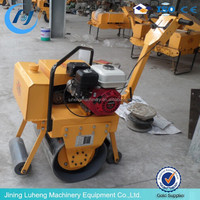 road leveling machine,Single wheel vibratory road roller