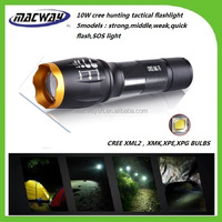 18650 Battery Brightest Zoom 5 Modes G700 Led Flashlight Tactical Flashlight