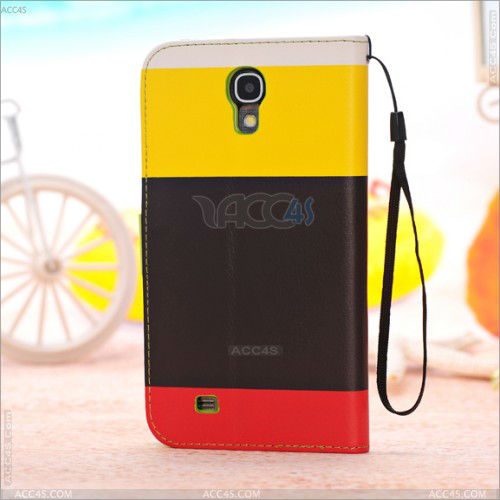 Hot selling leather case for Samsung Galaxy Mega 6.3 / i9200 on ebay Hong Kong P-SAMI9200CASE009