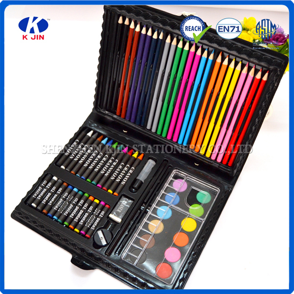 stationery painting school kit