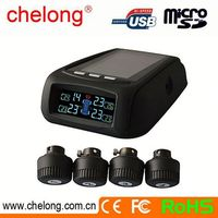 Manufacturer High Sensitive tyre pressure monitors 18 wheels truck & trailer tpms