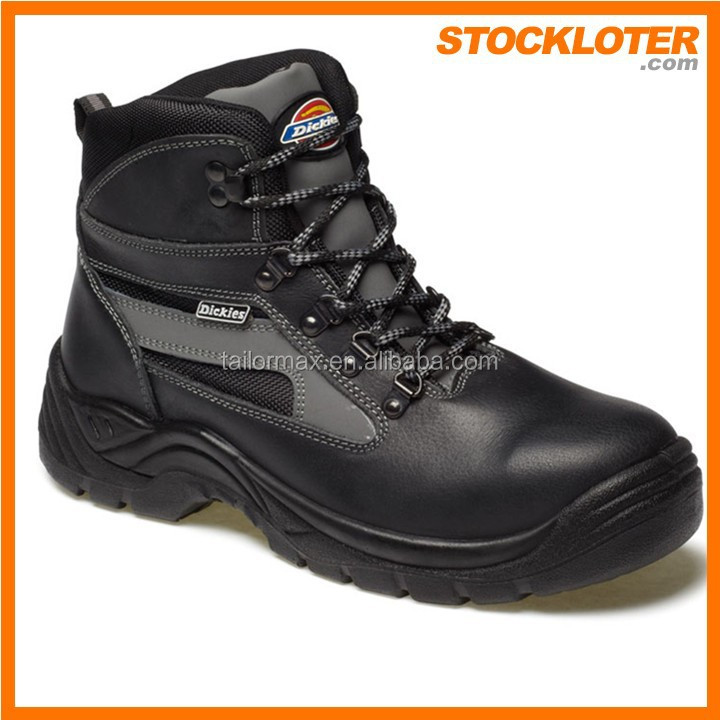 Overstock industrial liberty Safety Shoes woodland safety shoes stock lot,141206j