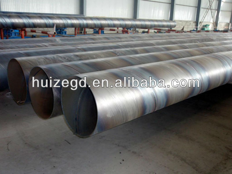 ST 45-8 Spiral Welded Pipe/Spiral Tube/Spiral Steel Tube