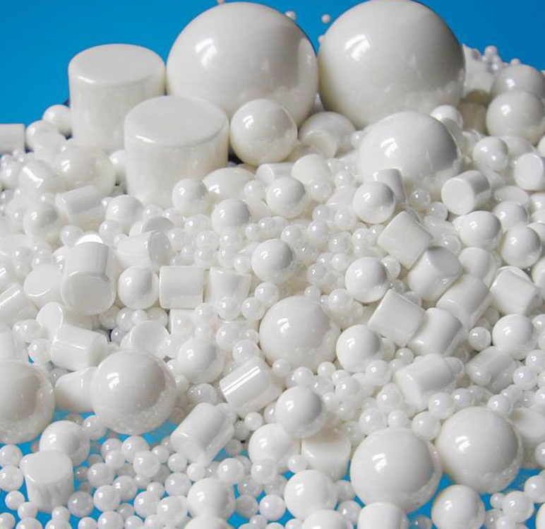 0.6-1.0mm Yttria Zirconium dioxide ball for Horizontal Bead Mill for Mass Paint,Ink,Pigment Production