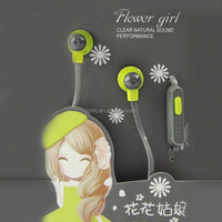 Free sample 3.5mm plug earphones for mp3 players earphone