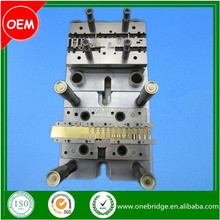 Asian eight plate structure precision stamping metal mould