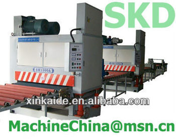 stainless steel sheet surface grinding production line Oil cooled
