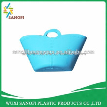 China manufacturer offers good quality plastic laundry basket for household