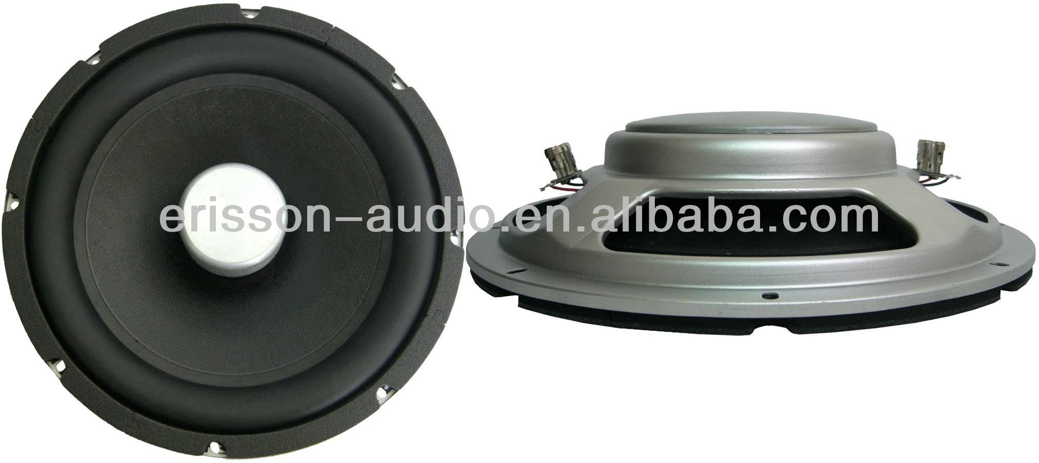 high performance 10 inch bass speakers , pa car woofer speaker