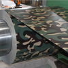Designed camouflage / army grain color coated PPGI