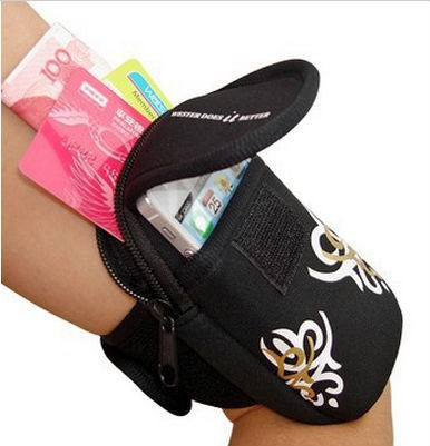 Sports Running Arm Band Bag Case For Mobile Phone