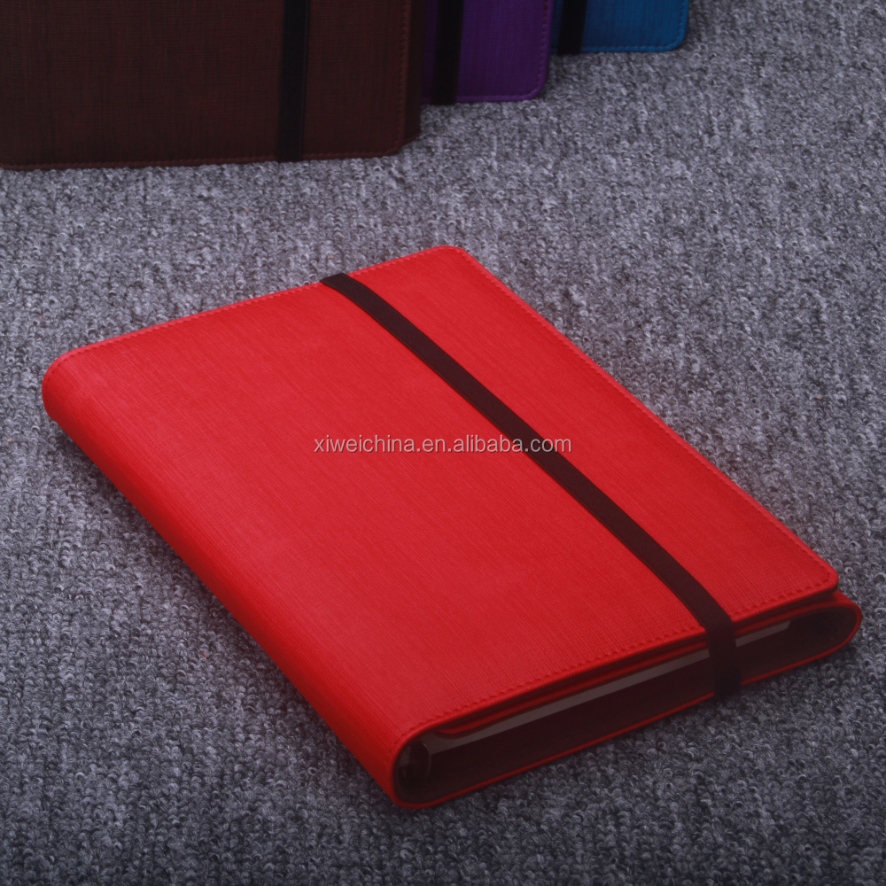 normal custom LOGO xiaomi mi notebook Color printing journal manufacturers