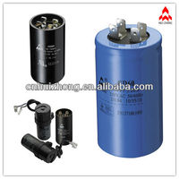 Electrolytic aluminum capacitors