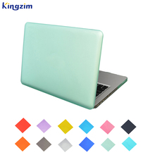 Transparent clear hard cover laptop computer case for macbook pro 15 retina