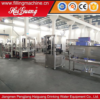 High quality cheap price drinking water production machine/water bottle filling machine cost