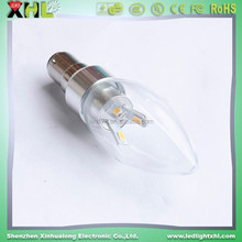 led candle light bulbs factory candle 3 volt led light bulbs manufacturer supplier