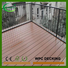 ECO Friendly Wooden Composite Prefabricated Decking