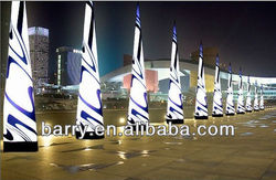 2013 new design stage decoration lighting,inflatable lighting tube,inflatable