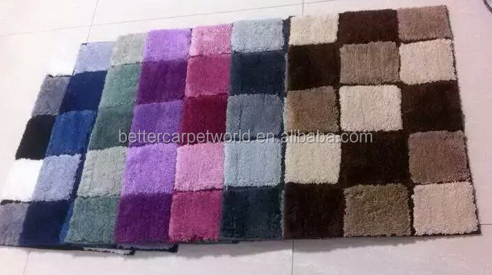 Plain colors,Shaggy carpet Pattern and Decorative,Commercial,Home,Bedroom,Hotel,Bathroom Used carpet floor
