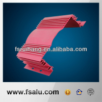 profile extruded aluminum channels