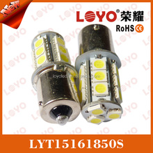 The brightest 18SMD 5050 LED 1157 Tail Light car light canbus 5050 18smd socket 1156 1157 tail light