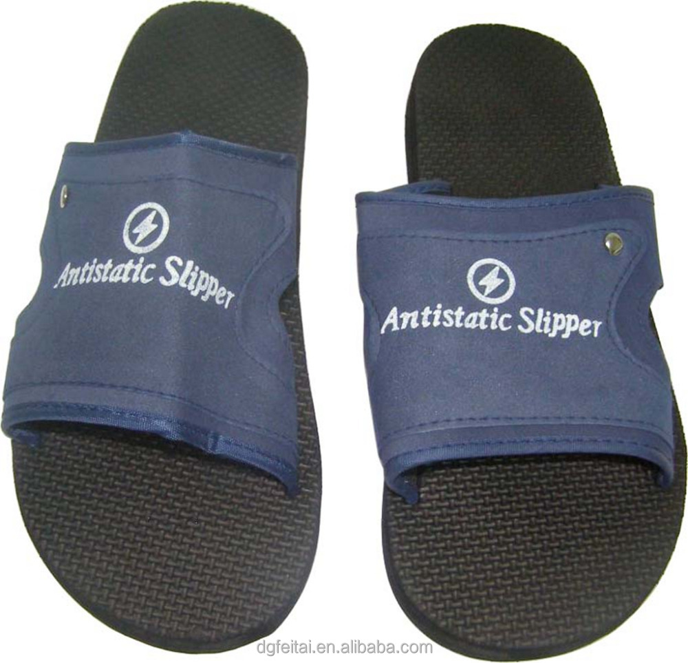 Surface Resistivity Function Anti Static Shoes ESD EVA Slippers