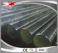 Spiral tube of API 5L PSL1 from China factory