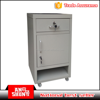 EAS-109 Hot sale cheap Hospital furniture design bedside cabinet