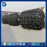 anti-collision equipment rubber air floating type inflatable boat/ship fenders