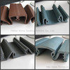 Rubber bridge expansion joint seals