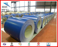 PPGI steel coil to the United Arab Emirates market with factory price