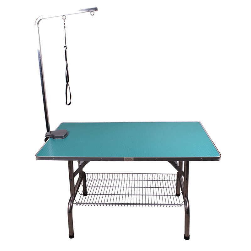 Profession Pet Hospital Dog Grooming Table, Foldable Grooming Table For Dog