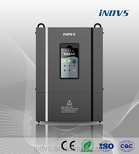 Hot Dc Ac 50hz To 60hz 380v 440v 12v 24v Mounted Installation PWM Vector Control OEM Machine Three Phase 45kw Frequency Inverter