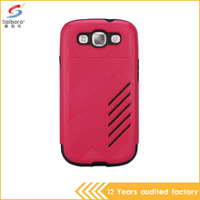 2016 trending products slim armor shockproof phone cover for samsung galaxy s3 case