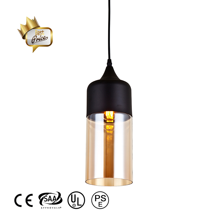 New vintage classic glass hanging dining room decoration wholesale pendant <strong>lamp</strong>