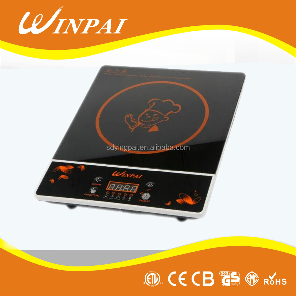 High energy efficiency thermador cooktop