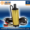 12V DC mini submersible pump for diesel ,kerosene,water /12V DC submersible pump with 3m lift ,8500rpm