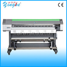 CE approved high quality YH-1608 vinyl wrap printer