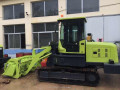 mini crawler loader/mini loader tracked